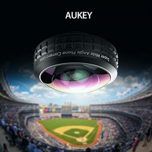 Review Aukey 18mm Pro Lens Wide nya Mantab